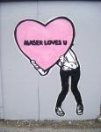 Maser loves U