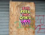 Eye Feel This Cities Love - Maser