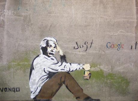 Einstein v Google - Vango