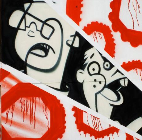 Boy with Glasses & Gabbo - Jor