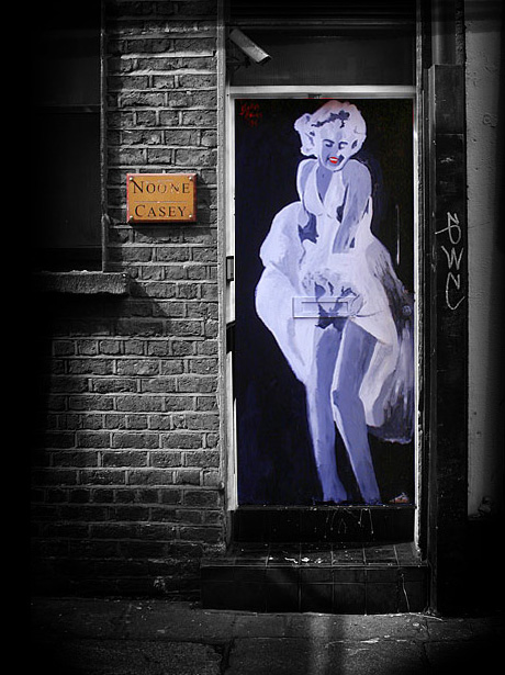 """Marilyn"" by John Bowes - 12Doors, Dame Street"