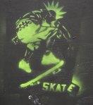 Skate Stencil - Cork