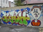 Nash Graffiti - Cork