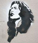 Rory Gallagher Stencil - Cork