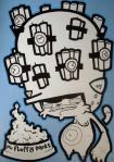 Irish Street Artist 2009