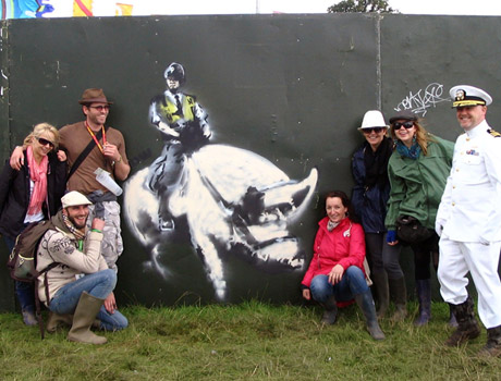 The Pig Payback - Electric Picnic2009 - ADW