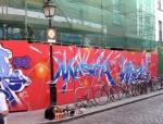Maser Graffiti Dublin Ireland