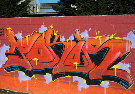 Limerick Graffiti Poker