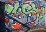 Limerick Graffiti Cyst