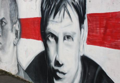 Limerick Graffiti Art Ronan O'Gara
