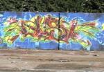 Limerick Graffiti Rask