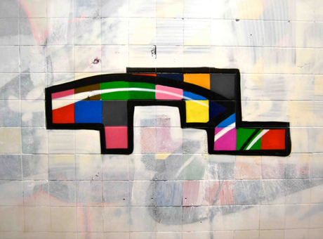 Maser Graffiti Video