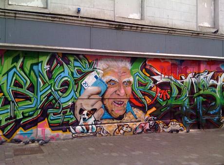 Taaffees Galway Art BaqsR Dust