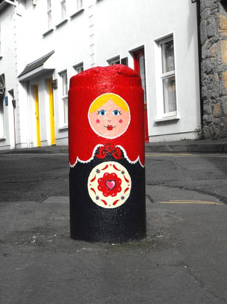 Russian Doll - Nicola Carthy