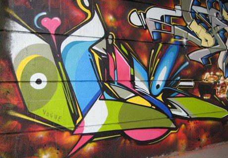 Best of Irish Street Art 2010 Maser