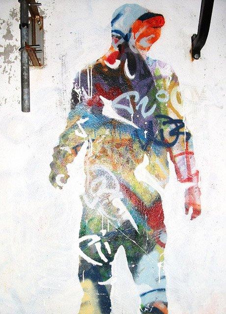 Best of Irish Street Art 2010 Vango