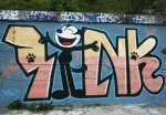 fink-graffiti Still Laughin