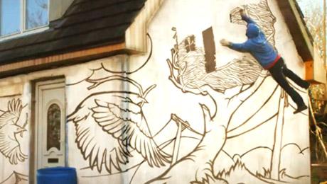 Ciaran Brennan - Amazing Graffiti