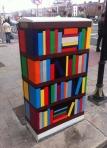 Traffic Light Box Artwork - Capel Street