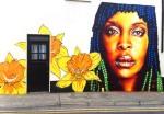 Ennis Street Art - Den
