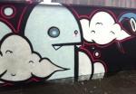 Galway Graffiti Character