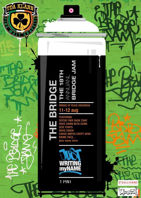 Ireland's Premier Graffiti Event