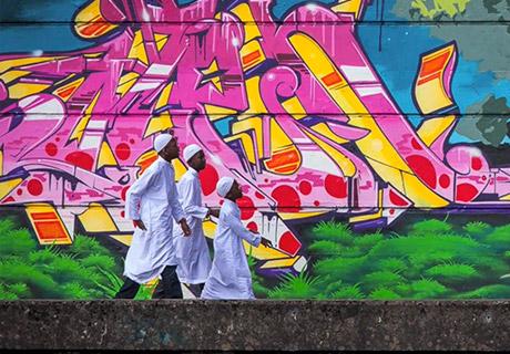 Drogheda Graffiti Jam 2012