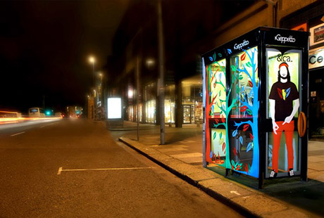 Geppetto - Phone Box Installation