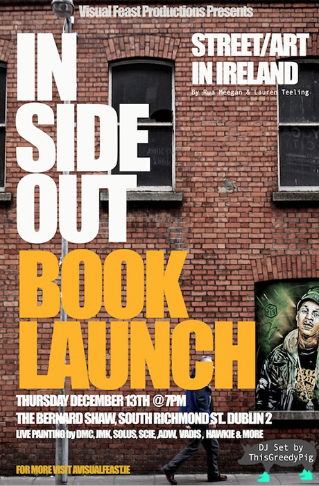 Inside Out Irish Street Art Book