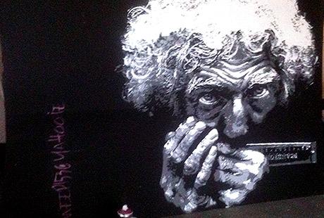 Meep Bundoran Street Art